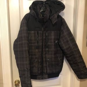 Mens Jack & Jones Winter Jacket
